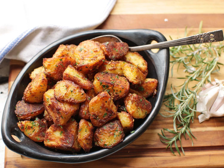 The Best Roast Potatoes Ever Recipe